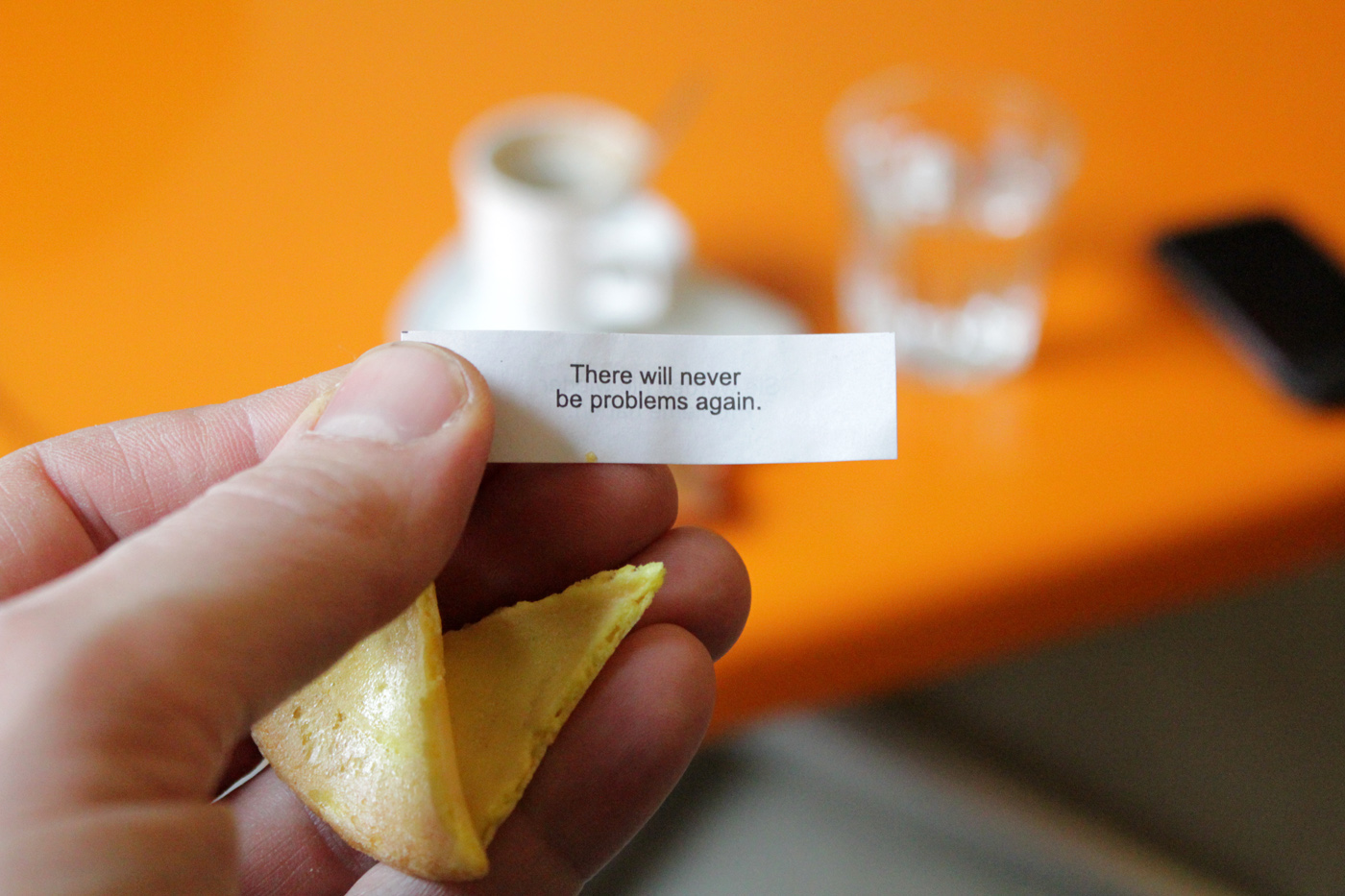 Fortune Cookie Christianity Bible Matrix